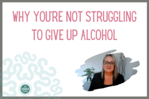 Why I'm not here to help you give up alcohol (6)